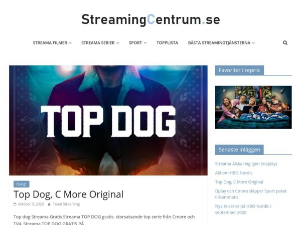 streamingcentrum.se