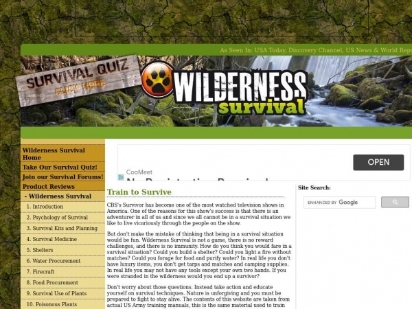 wilderness-survival.net
